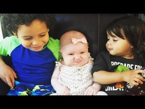 Funny Baby Savage Siblings - Fun and Fails Baby Video