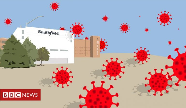 Coronavirus at Smithfield pork plant: The untold story of America's biggest outbreak